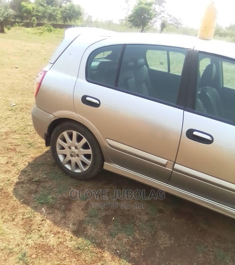 Nissan Almera 2005 Gray | Cars for sale in Egbeda, Oyo State, Nigeria