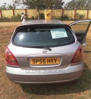 Nissan Almera 2005 Gray | Cars for sale in Oyo State, Egbeda