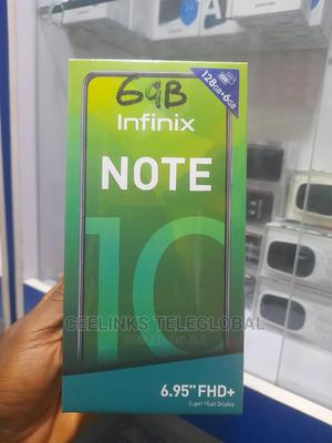 New Infinix Note 10 128 GB Green | Mobile Phones for sale in Lagos State, Ikeja