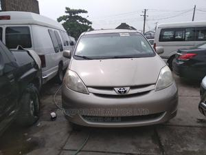 Toyota Sienna 2007 Gold | Cars for sale in Lagos State, Ojodu