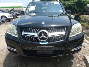 Mercedes-Benz GLK-Class 2011 350 4MATIC Black | Cars for sale in Lagos State, Apapa