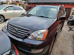 Lexus GX 2008 470 Black | Cars for sale in Lagos State, Surulere