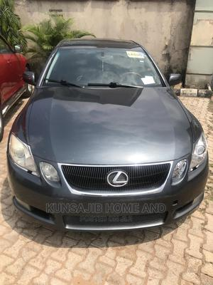 Lexus GS 2006 300 AWD Blue | Cars for sale in Lagos State, Abule Egba
