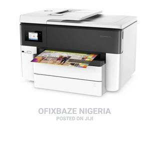 HP Officejet Pro 7740 Wireless Color Printer   Printers & Scanners for sale in Lagos State, Lagos Island (Eko)