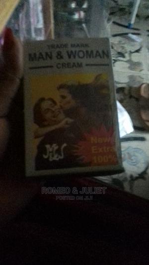 Man Woman Cream | Sexual Wellness for sale in Lagos State, Ikeja
