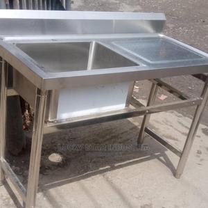 Single Sink Washing Pan | Restaurant & Catering Equipment for sale in Lagos State, Ojo