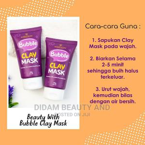 Bubble Clay Mask by Honey Glow   Skin Care for sale in Abia State, Umuahia