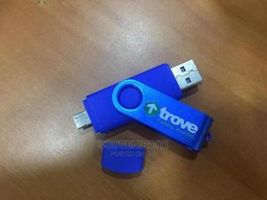 OTG Flash Drive With Printing | Computer Accessories  for sale in Lagos State, Surulere