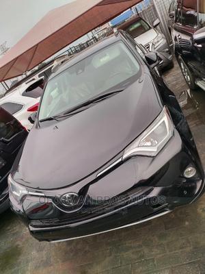 Toyota RAV4 2019 XLE AWD Black   Cars for sale in Lagos State, Lekki