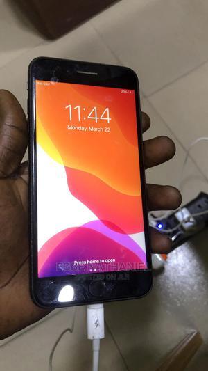 Apple iPhone 7 Plus 32 GB Black   Mobile Phones for sale in Delta State, Warri