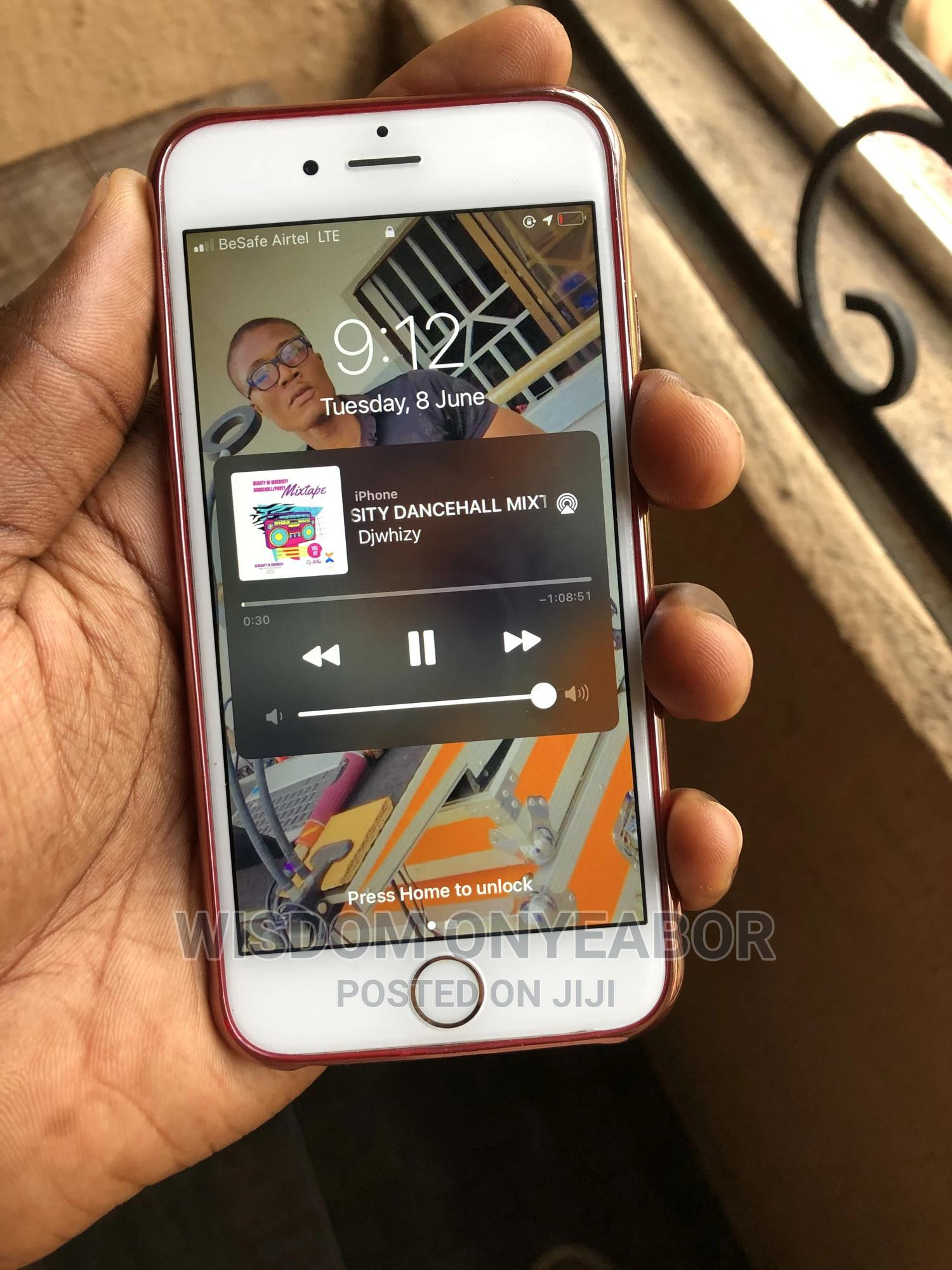 Apple iPhone 6s 32 GB Pink   Mobile Phones for sale in Imo State, Nigeria