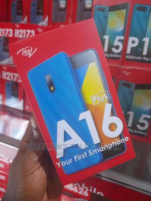 New Itel A16 Plus 8 GB Pink | Mobile Phones for sale in Lagos State, Ikeja