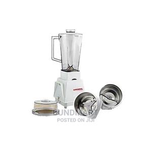 Eurosonic 3-in-1 Electric Blender With Double Mill   Kitchen Appliances for sale in Lagos State, Ikeja