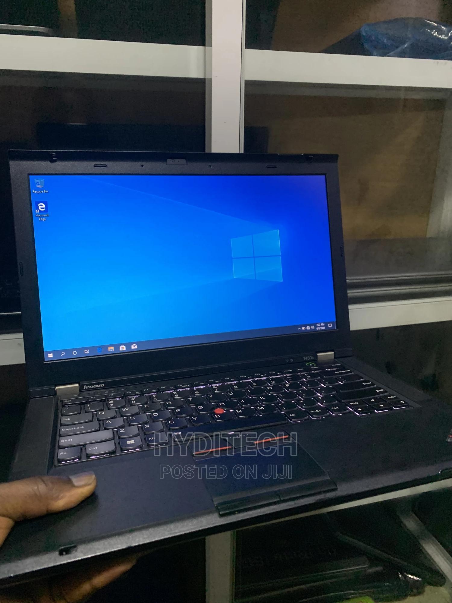 Archive: Laptop Lenovo ThinkPad T430s 8GB Intel Core I5 HDD 500GB