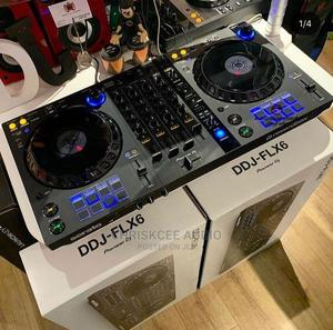 Pioneer Ddj FLX6 4 Channel Dj Controller   Audio & Music Equipment for sale in Lagos State, Ojo