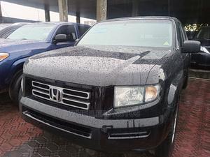 Honda Ridgeline 2007 Black | Cars for sale in Lagos State, Amuwo-Odofin