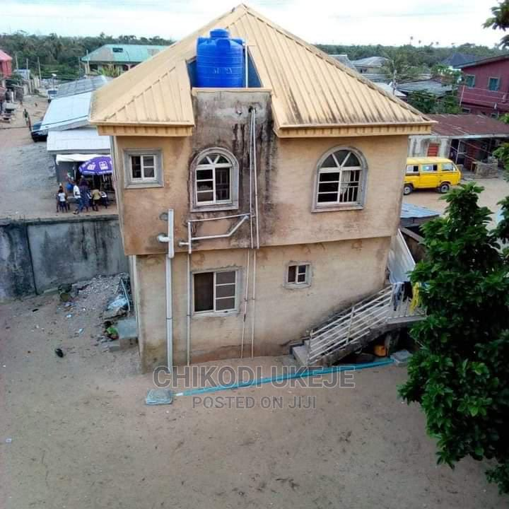 Archive: 10bdrm Block of Flats in Ojo for rent