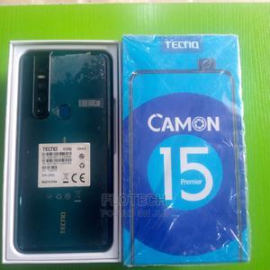 Tecno Camon 15 Premier 128 GB Blue | Mobile Phones for sale in Ekiti State, Ado Ekiti