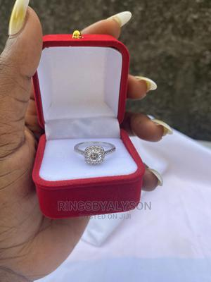 925 Sterling Silver Engagement Ring,Proposal Rings | Wedding Wear & Accessories for sale in Lagos State, Ikeja