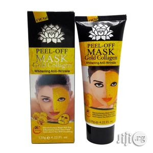 New Gold Collagen Whitening and Anti- Ageing Peel Off Mask | Skin Care for sale in Lagos State