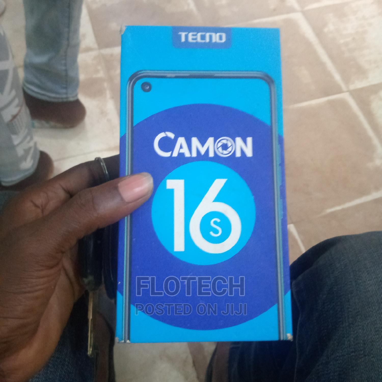 Tecno Camon 16S 128 GB Green
