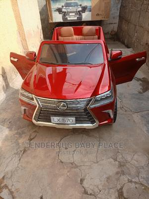 Brand New Kids Licensed Double Seater Lexus LX 570 Car | Toys for sale in Lagos State, Surulere