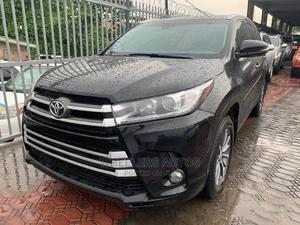 Toyota Highlander 2020 XLE AWD Black   Cars for sale in Lagos State, Amuwo-Odofin