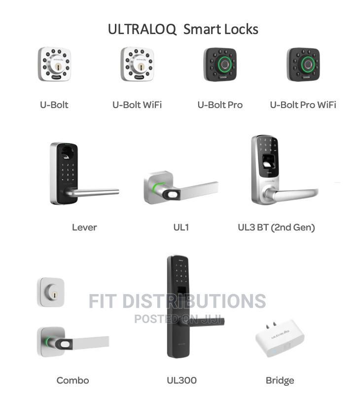 Archive: ULTRALOQ Lever Smart Lock