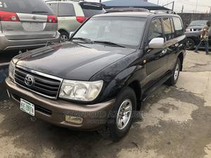 Toyota Land Cruiser 2007 Black | Cars for sale in Rivers State, Port-Harcourt