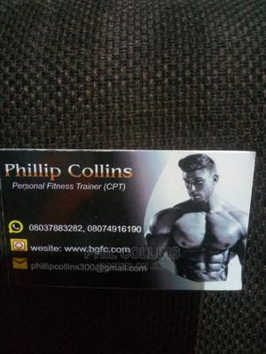 Personal Fitness Trainer | Fitness & Personal Training Services for sale in Lagos State, Ikeja