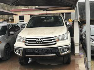 New Toyota Hilux 2020 White | Cars for sale in Lagos State, Ojodu