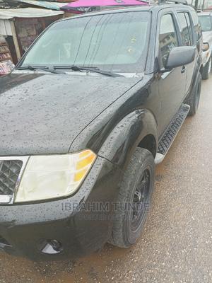 Nissan Pathfinder 2008 LE 4x4 Black | Cars for sale in Lagos State, Ikorodu