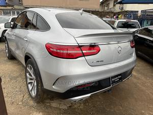 Mercedes-Benz GLE-Class 2017 Silver | Cars for sale in Lagos State, Ojodu