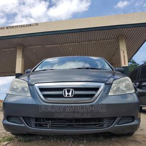 Honda Odyssey 2005 Touring Gray | Cars for sale in Ekiti State, Ado Ekiti