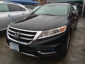 Honda Accord CrossTour 2014 Black | Cars for sale in Lagos State, Apapa