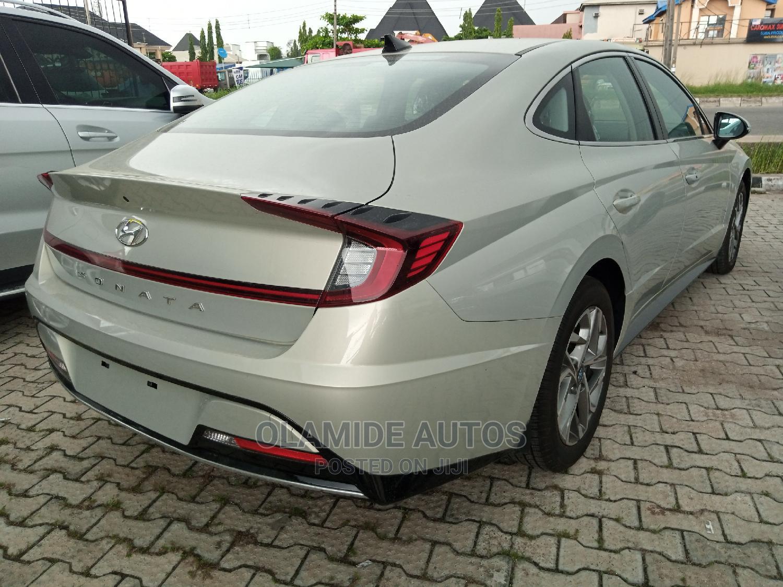 Archive: New Hyundai Sonata 2021