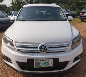Volkswagen Tiguan 2009 2.0 SE White | Cars for sale in Abuja (FCT) State, Central Business District
