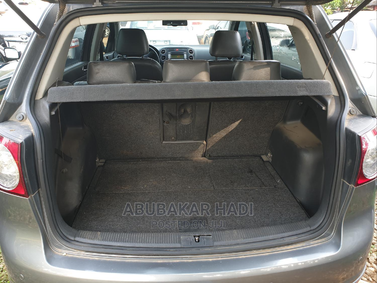 Volkswagen Golf 2008 Plus 2.0 FSi Automatic Gray   Cars for sale in Central Business District, Abuja (FCT) State, Nigeria