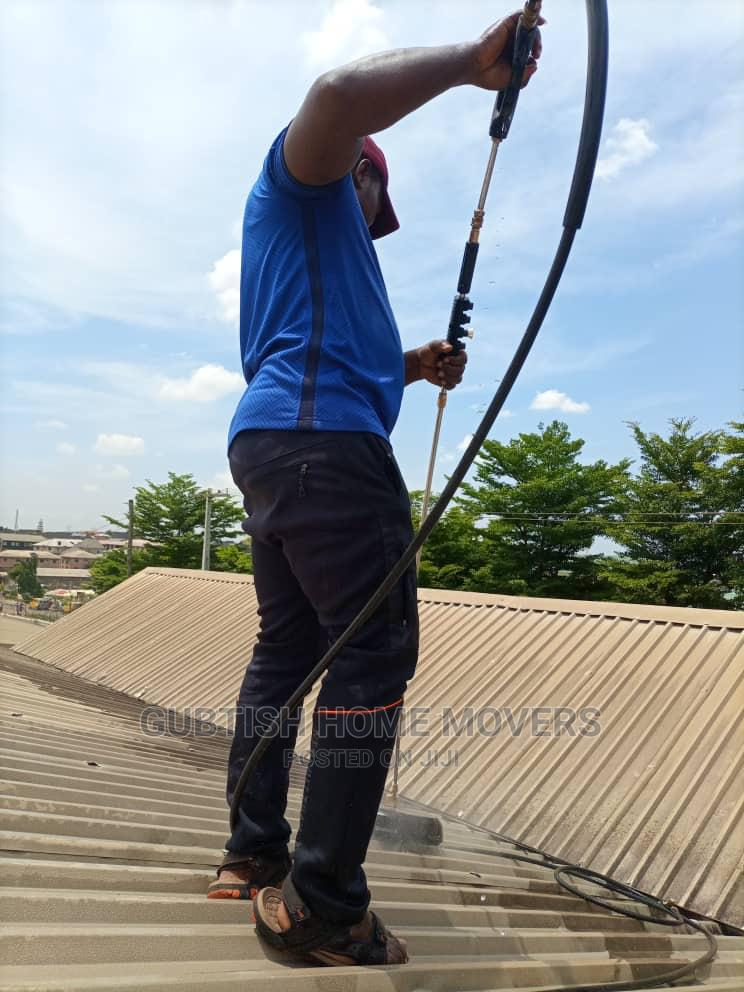 Roof Washing House Washing | Cleaning Services for sale in Lekki, Lagos State, Nigeria