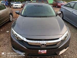 Honda Civic 2017 Gray | Cars for sale in Abuja (FCT) State, Katampe