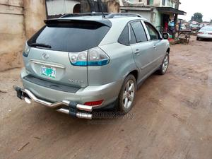 Lexus RX 2005 Silver   Cars for sale in Lagos State, Alimosho
