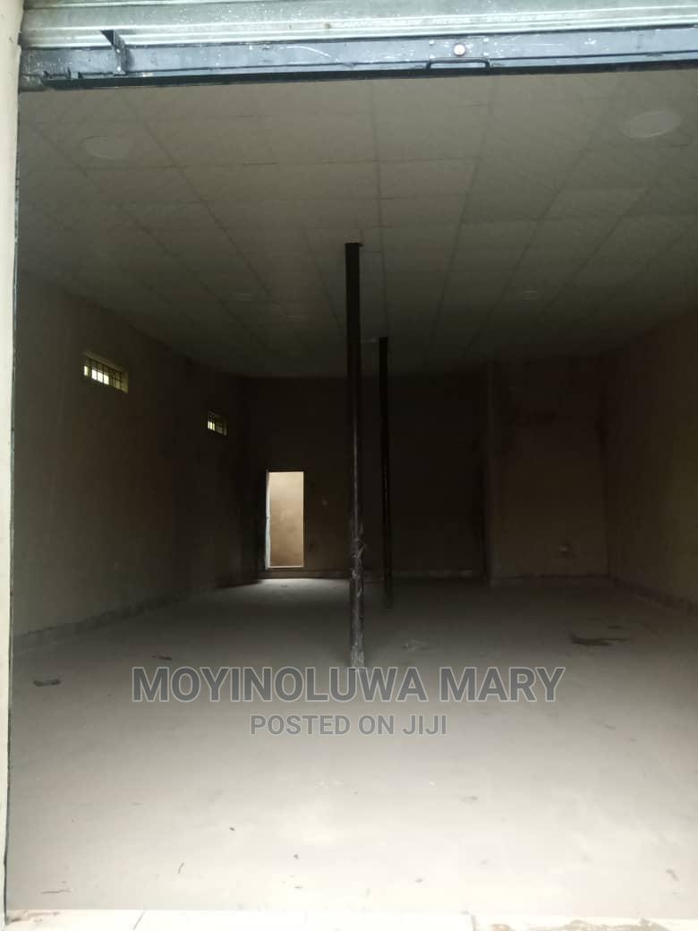 Archive: Warehouse at Bodija