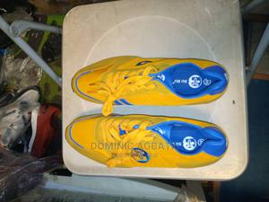 Yellow Sneaker | Shoes for sale in Lagos State, Ojota
