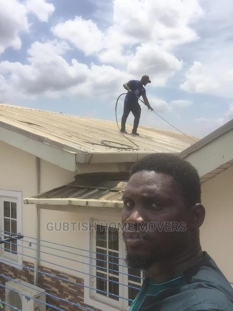 Roof Washing House Washing