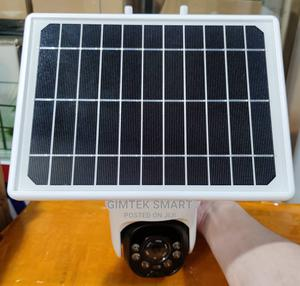 360 Solar Power Camera With Sim Card Slot | Security & Surveillance for sale in Lagos State, Ajah