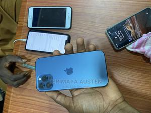 Apple iPhone 12 Pro Max 128GB Blue | Mobile Phones for sale in Oyo State, Ibadan