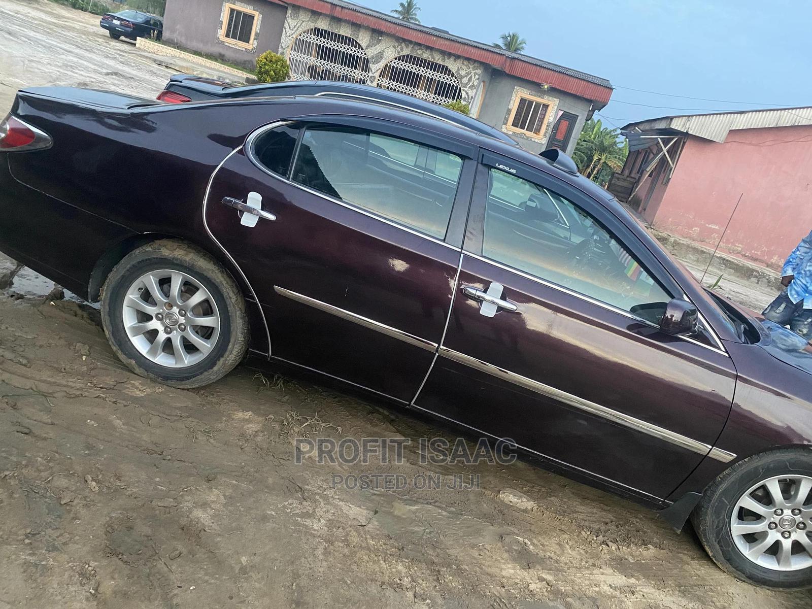 Lexus ES 2004 330 Sedan Brown   Cars for sale in Warri, Delta State, Nigeria