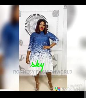 Elegant Classic Trendy Female Quality Flare Gown   Clothing for sale in Lagos State, Ikeja