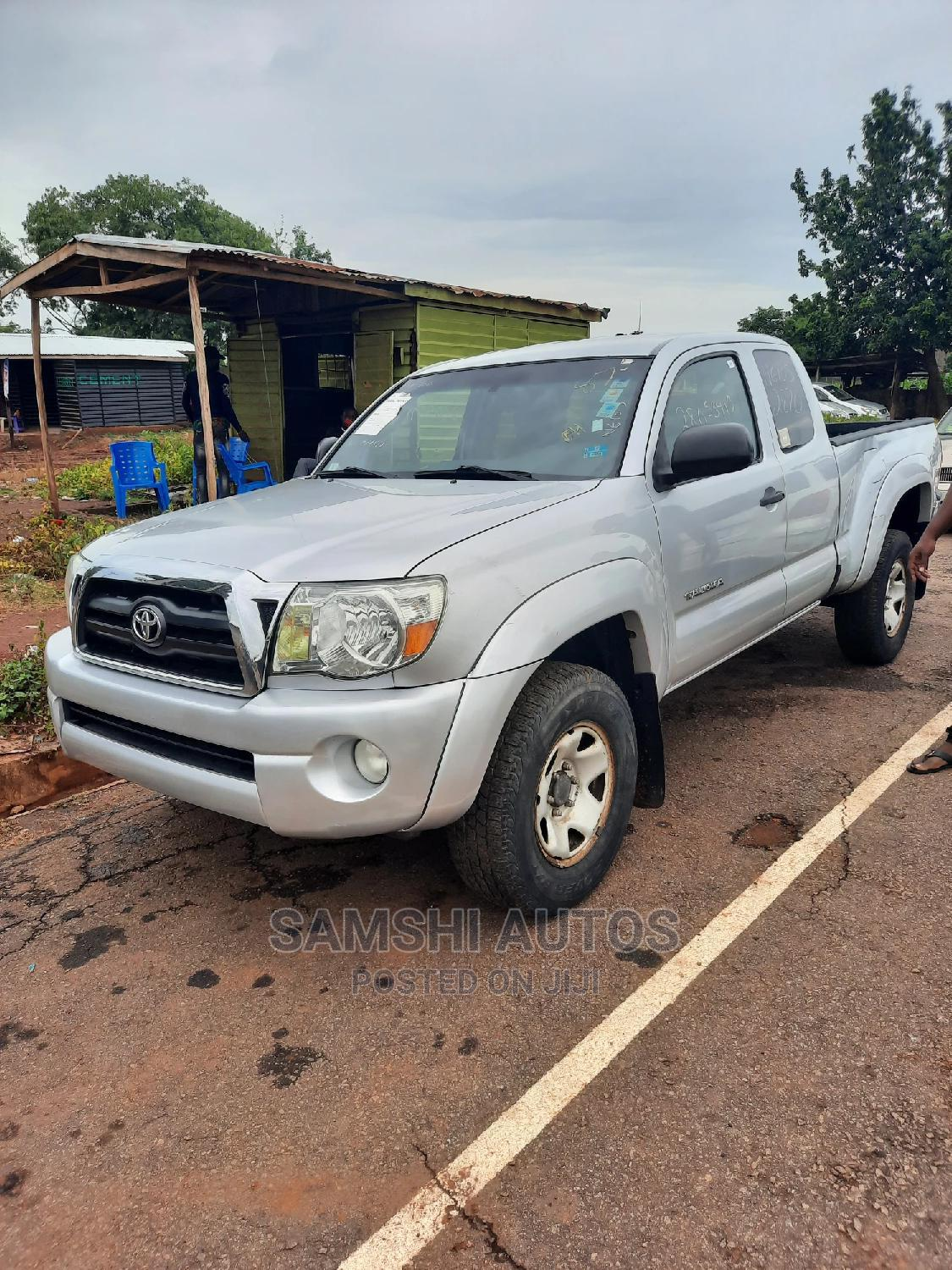 Archive: Toyota Tacoma 2008 4x4 Access Cab Silver