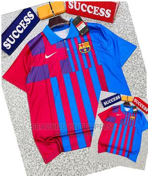Barcelona Fc Official JERSEY 2021/2022   Clothing for sale in Lagos State, Ikeja